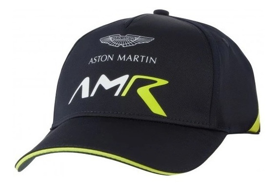 Gorra Aston Martin Racing Navy Team Cap