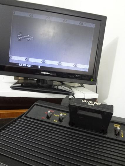 Cartucho Fita Atari Original - Grand Prix (funcionando)
