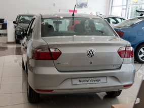 Volkswagen Voyage 1.6 Trendline 2018 Financiado #a5