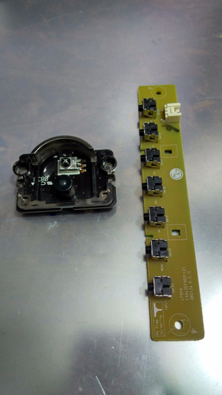 Sensor E Teclado Lg 22lg30r