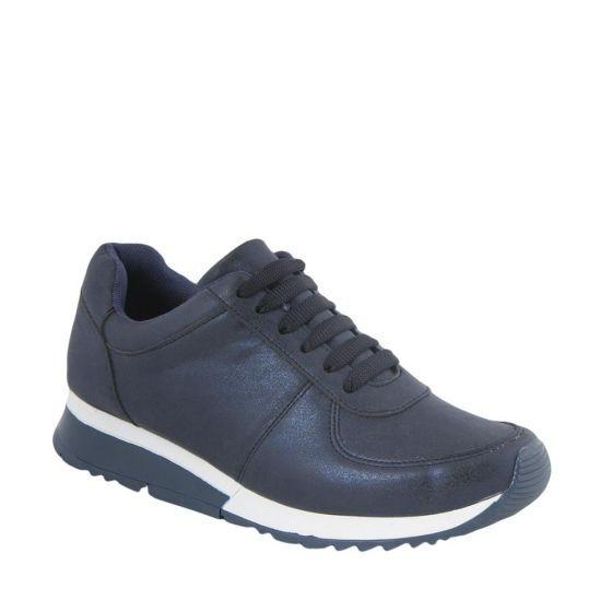 Tenis Casual Color Azul Marino Urban Shoes 821036