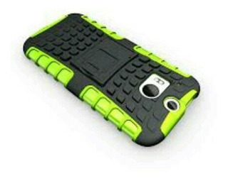 Forro Protector Htc One M8 Goma Colores Laminas Disponibles