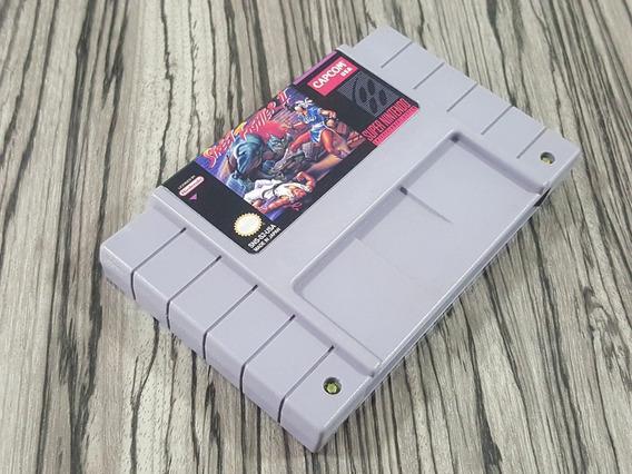 Street Fighter 2 Original Repro Snes + Garantia!!!!!!!