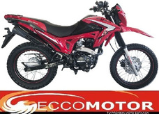 Enduro Gilera Smx 200 Serie 3 Cross Trial Zr - Eccomotor