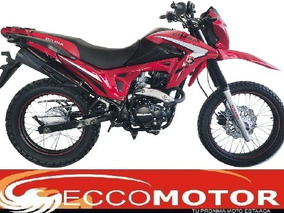 Enduro Gilera Smx 200 Serie 3 Cross Trial Zr - Eccomotor