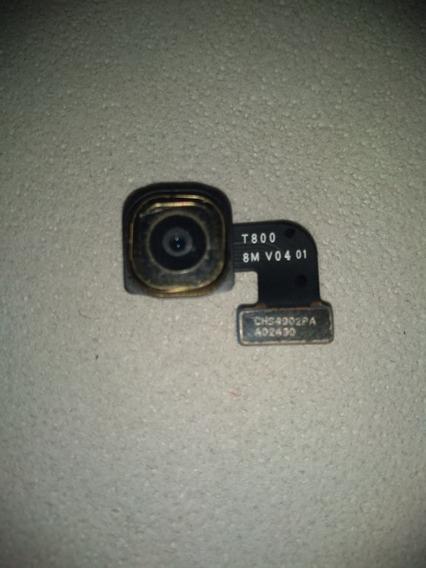 Kit Câmera Frontal/traseira Tablet Samsung Sm-t800 Original