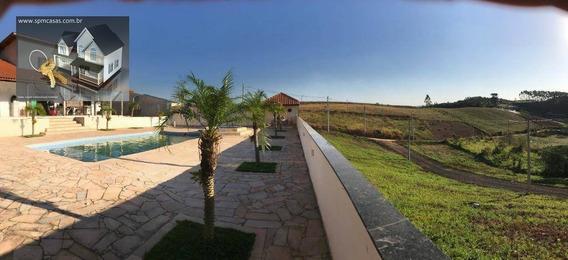 Chácara Com 4 Dormitórios À Venda, 800 M² Por R$ 450.000 - Terras De São Felipe (caucaia Do Alto) - Cotia/sp - Ch0010