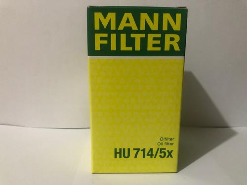 Filtro Aceite Hu 714/5x  (mann Filter)