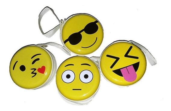 Monedero Emoji Con Cierre - Lata