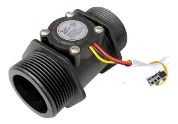 Sensor De Fluxo 2 Polegadas Arduino