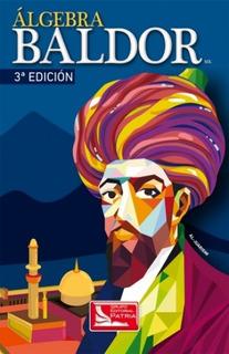 Álgebra Baldor Libro De Matemáticas - Última Edición