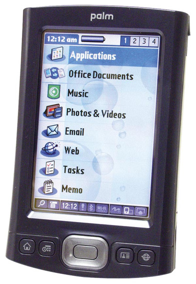 Organizador Palm Tx Repuestos - Outlet 206