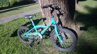 Bicicleta Oportunidad Impecable Niño Rodado 12