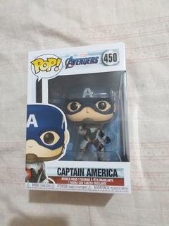 Funko Pop Capitan America Avengers: Endgame