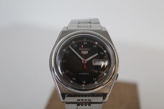 Reloj Seiko 5, 21 Joyas, Automatico 1978