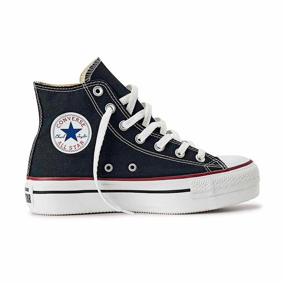 Zapatilla Converse Star Platform Hi 557141c Mujer