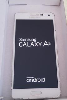 Celular Sms Galaxy A5 - 16gb - Usado (apenas O Aparelho)
