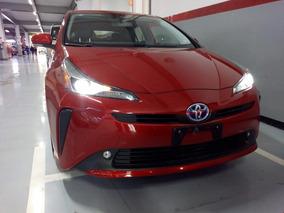 Toyota Prius 1.8 Premium Hsd Nuevo Rojo