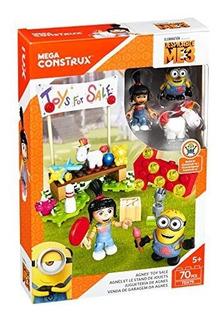 Mega Construx Despicable Me Agnes Toy Sale Set De Construcci