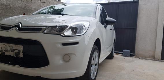 Citroën C3 1.2 Tendance Ptech Flex 5p 2016