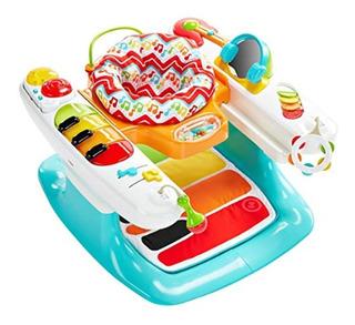 Fisher-price 4-in-1 Piano Caminador Silla Juguete Bebe