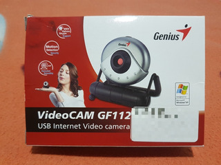 Webcam Genius Videocam Gf112