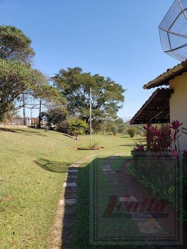 Chácara Para Venda Em Bragança Paulista, Campinho, 3 Dormitórios, 1 Banheiro - Ch0006_2-1142293
