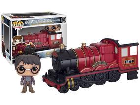 Funko Pop! Rides Hogwarts Express Engine W/ Harry Potter #20