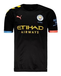 Camisa Manchester City Ii - P/entrega 12x S/juros