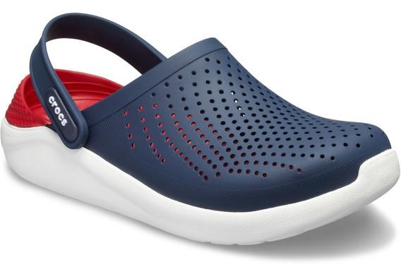Sandalia Crocs Lite Ride Conforto