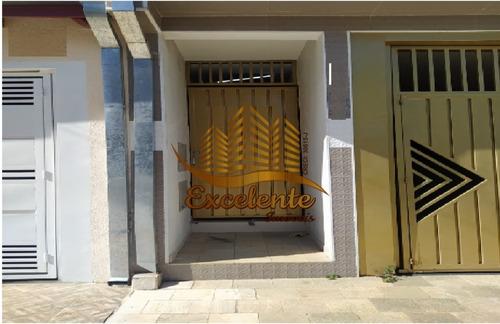 Imagem 1 de 12 de Casas - Aluguel - Jardim São Camilo - Cod. 355 - L355