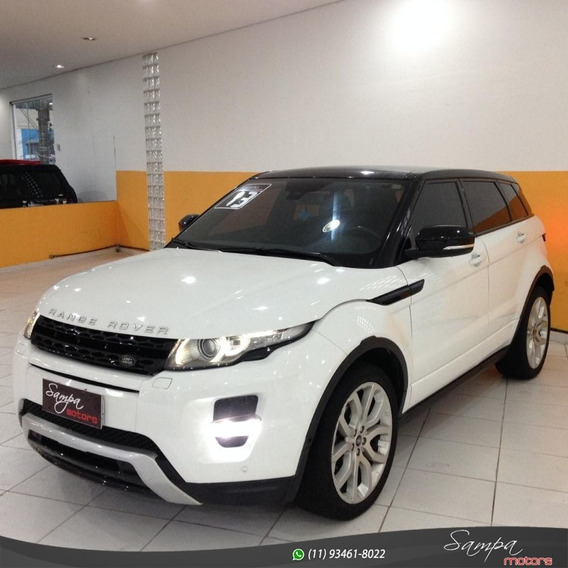 Land Rover Evoque Dynamic Gasolina 2013/2013