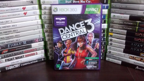 Dance Central 3 Xbox 360 - Original - Frete R$12
