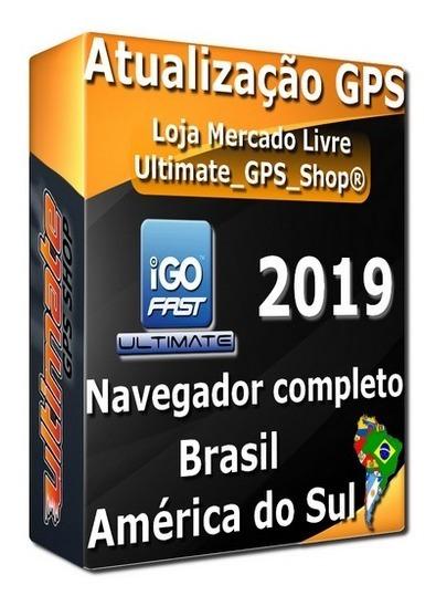 Lançamento! Atualização Gps Igo Primo Fast Ultimate
