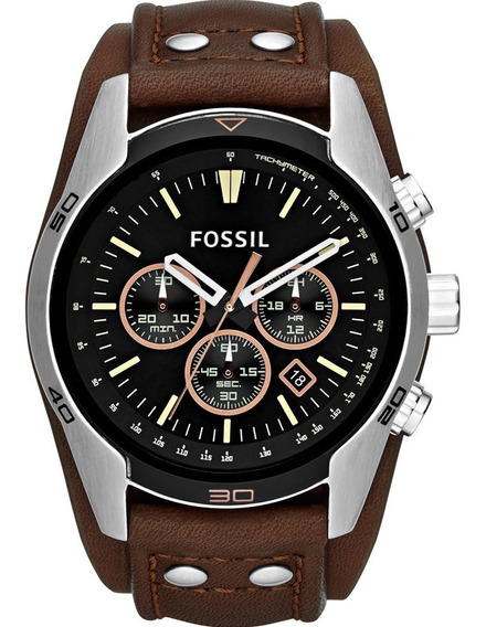 Relógio Masculino Fossil Analógico Casual Ch2891-2pn Nfe