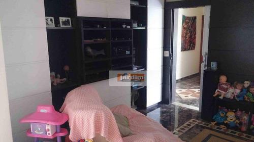 Imagem 1 de 28 de Casa Com 5 Dormitórios À Venda, 480 M² Por R$ 2.500.000,00 - Parque Terra Nova Ii - São Bernardo Do Campo/sp - Ca1146