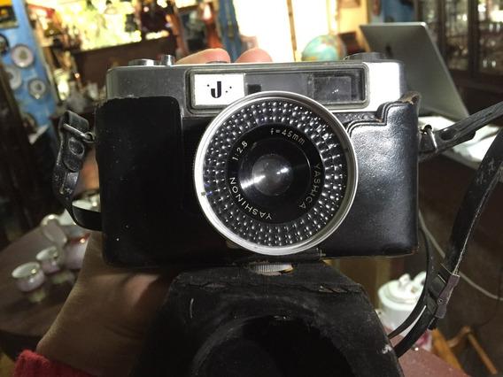 Antiga Maquina Fotográfica Yashica 45mm.#196