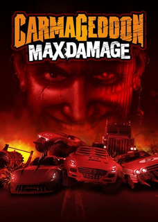 Carmageddon Max Damage Steam Key Global