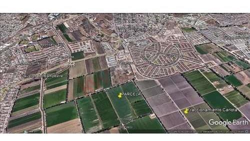 Excelente Oportunidad De Inversión, Terreno En Venta Para Desarrollo Habitacional Entre Hacienda Carlota Y Puertareal 48831.54 M2
