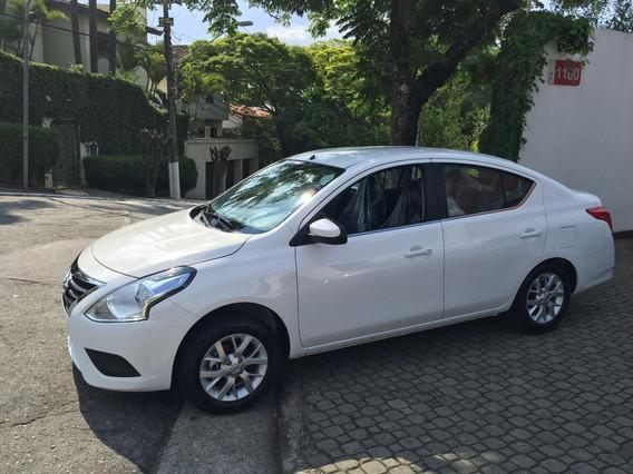 Nissan Versa 1.0 12v Conforto Okm A Pronta Entrega