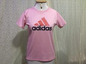 Blusa Fitness adidas Rosa Importada Tamanho P 36/38 !!!