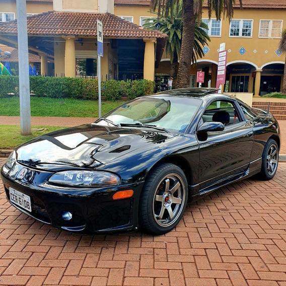 Mitsubishi Eclipse 1995 Gst Com Fueltech 350 E Kit Multimídi