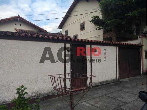 Casa De Rua-à Venda-jardim Sulacap-rio De Janeiro - Vvca30017