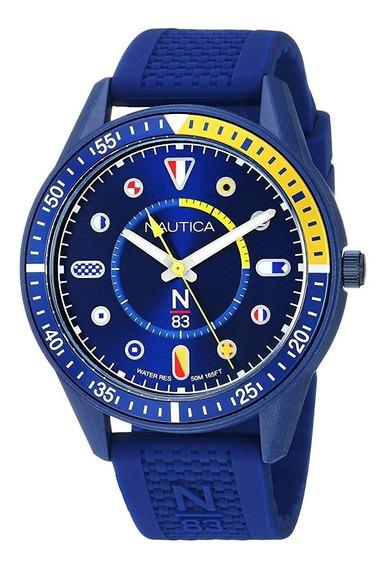 Reloj Nautica N83 Surf Park Mod. Napsps904 Nuevo/ Casual