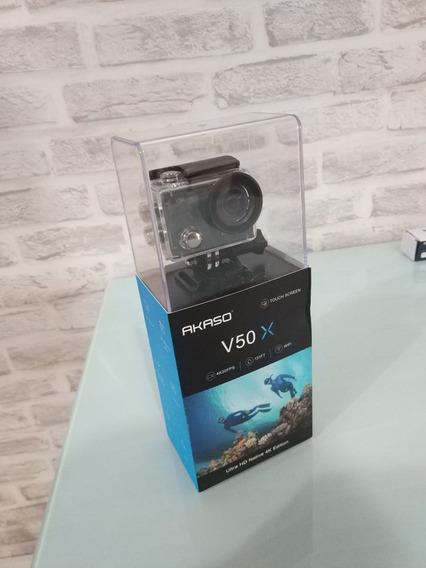 Action Cam Akaso V50x Go Pro