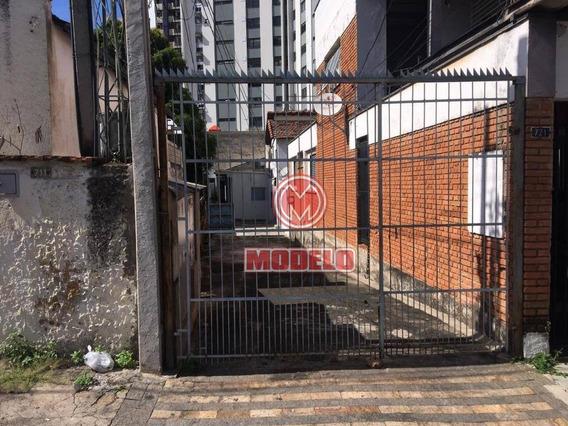 Casa Com 1 Dormitório Para Alugar, 30 M² Por R$ 550,00/mês - Alto - Piracicaba/sp - Ca2565