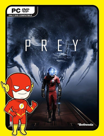 Prey Pc - Steam Key (envio Flash)