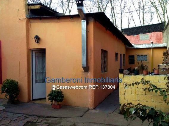 Dos Casas En El Mismo Padrón. Ideal Para Renta.