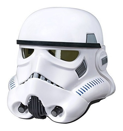 Casco Star Wars Imperial Stormtrooper Voz Electronica