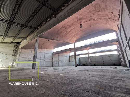 Imagen 1 de 17 de Bodega Industrial Renta En Naucalpan
